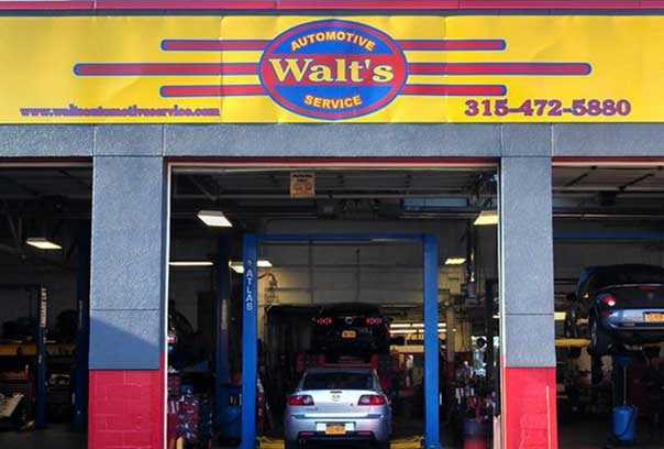 Walt's Automotive Auto Garage